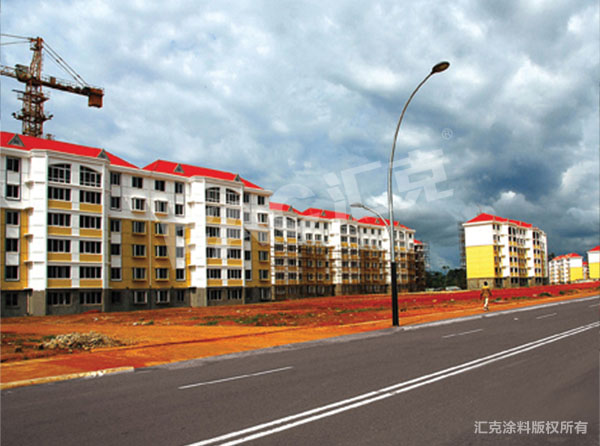 赤道几内亚住宅援建项目