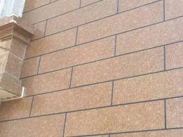 老房子进行翻修用湖南真石漆涂料为什么好?