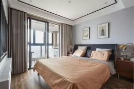 卧室里刷什么样的长沙真石漆
